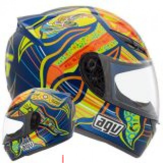 AGV K3 Five Continents Valentino Rossi 46