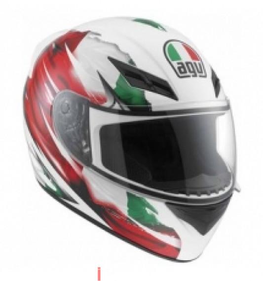 AGV K3 ITALY FLAG
