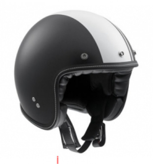 AGV RP60 ROYAL MATTE BLACK/WHITE