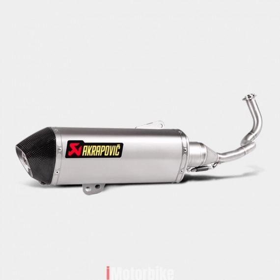AKRAPOVIC LON PÔ HONDA PCX 125/150