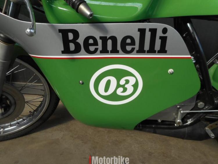 1976 Benelli Pasolini Racer