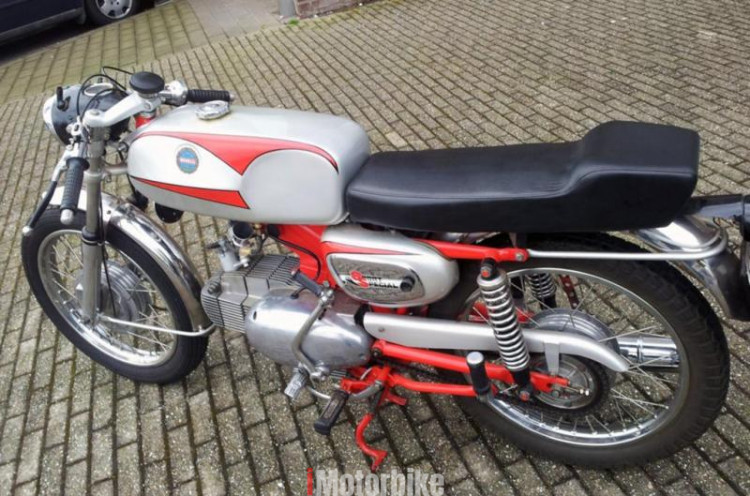 1968 Benelli Sport Special 125 cc
