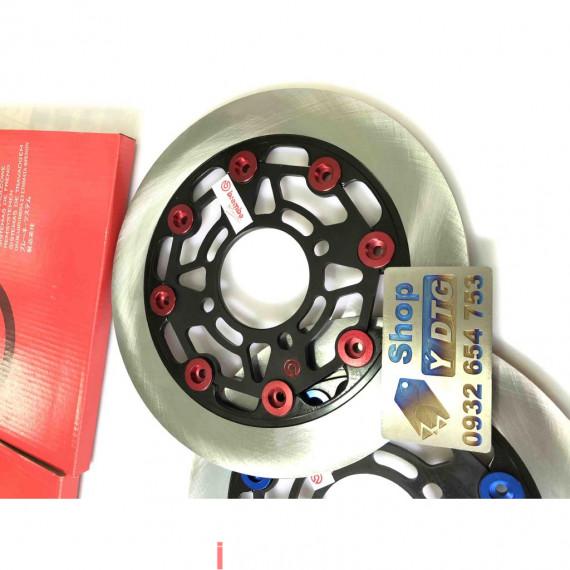 đĩa thắng brembo 220mm