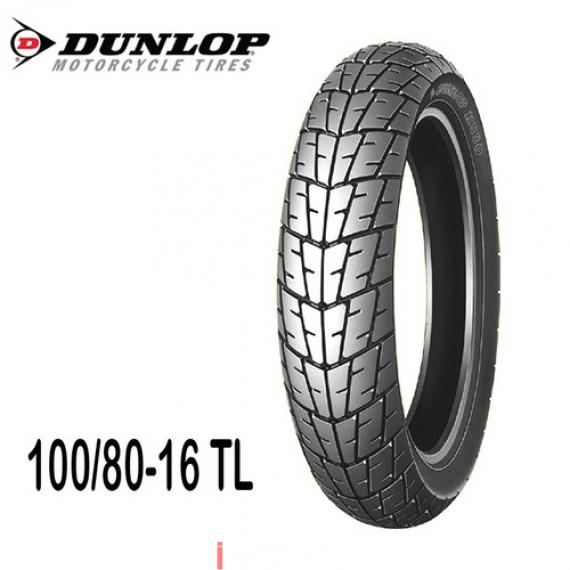 Vỏ xe DUNLOP cho bánh trước SH150I cỡ 100-80-16 K330 - 1008016K330-SH150I-F