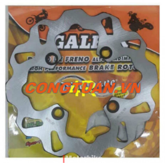 Đĩa Galfer 220mm cho Exciter 135