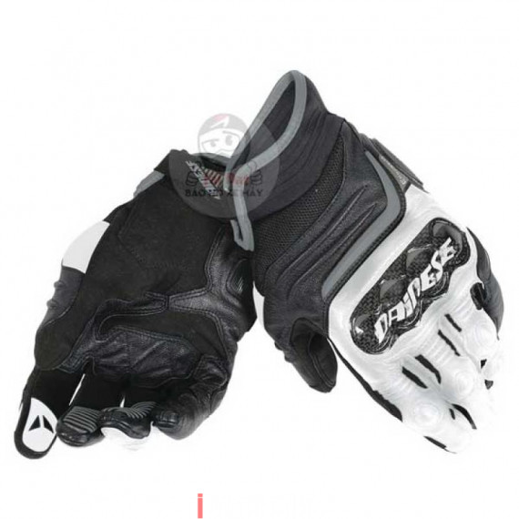 Mở hộp găng tay Dainese Carbon D1 Long Gloves - YouTube