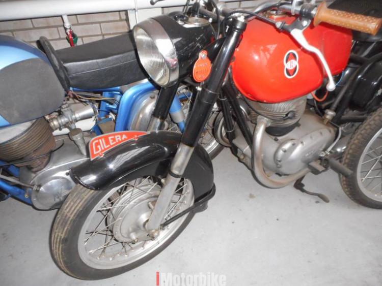 1960 Gilera 2 cil. 300CC