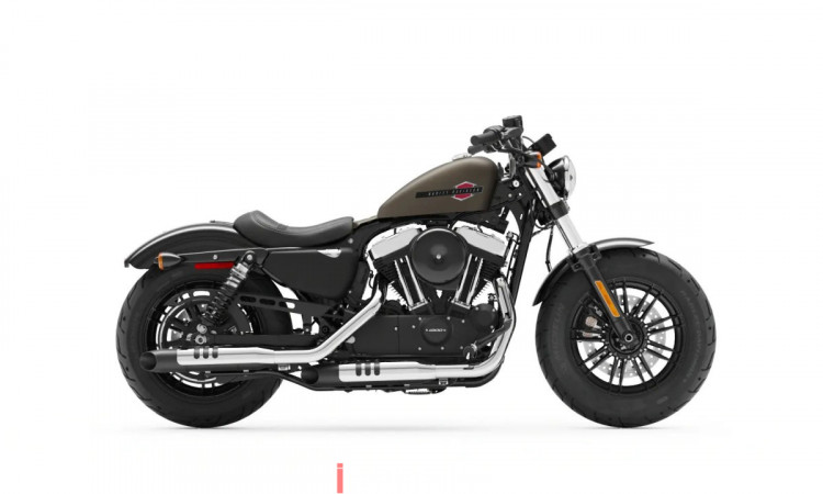 2020 FORTY-EIGHT (River Rock Gray Denim)