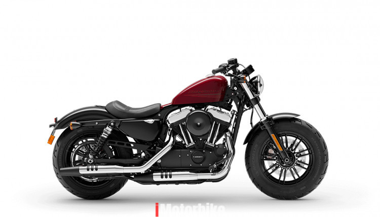 2020 FORTY-EIGHT (Stiletto Red)
