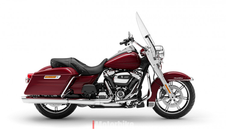 2020 ROAD KING (Stiletto Red)