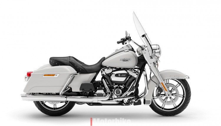 2020 ROAD KING (Stone Washed White Pearl)