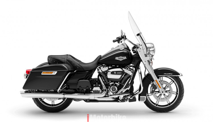 2020 ROAD KING (Vivid Black)