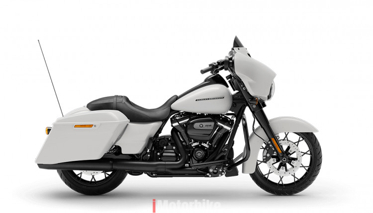 2020 STREET GLIDE SPECIAL (Stone Washed White Pearl)