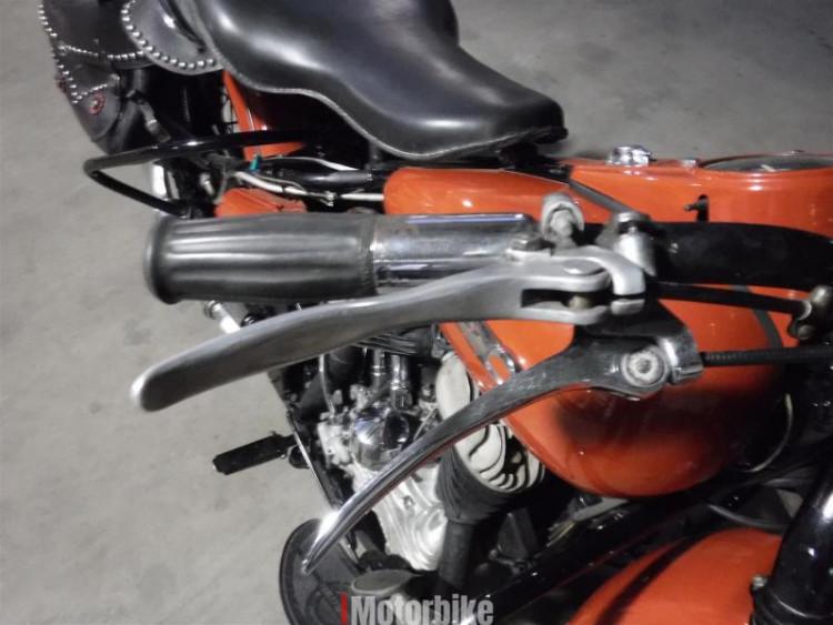 1947 Harley Davidson WLA