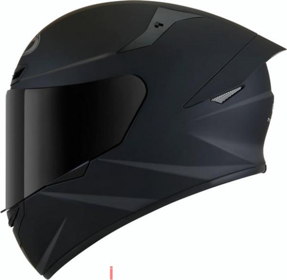 Fullface KYT TT-Course Đen