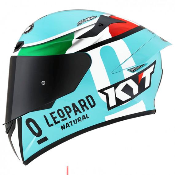 Fullface KYT TT-Course Leopard