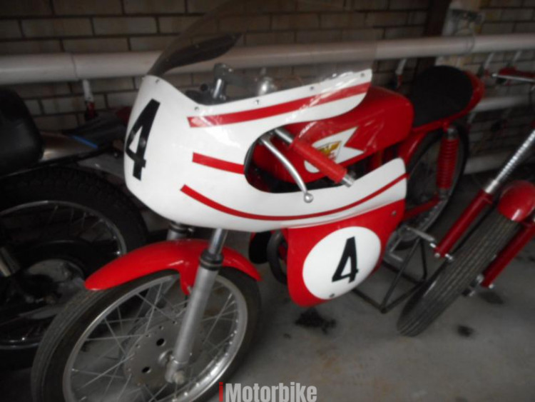 1960 Moto Morini Corsaro single cilinder