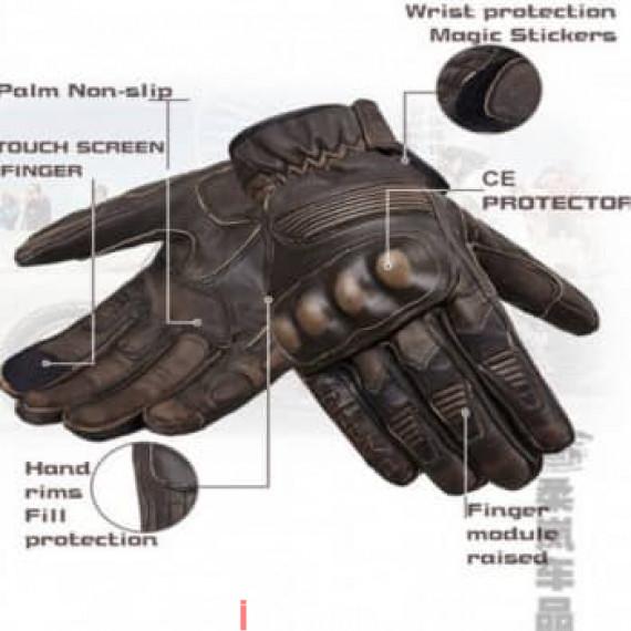 Găng Tay Nerve Leather