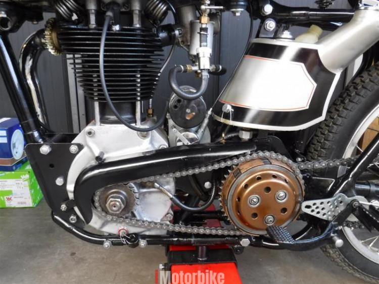 1939 Norton Inter racer