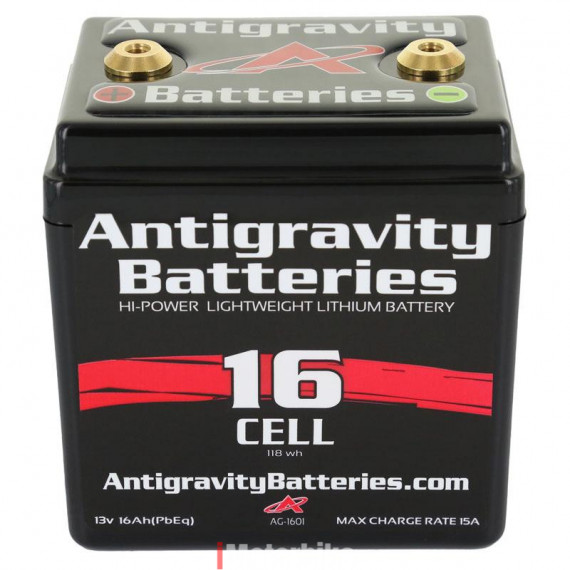 Anti Gravity AG-1601 Small Case Battery (16 Cell)