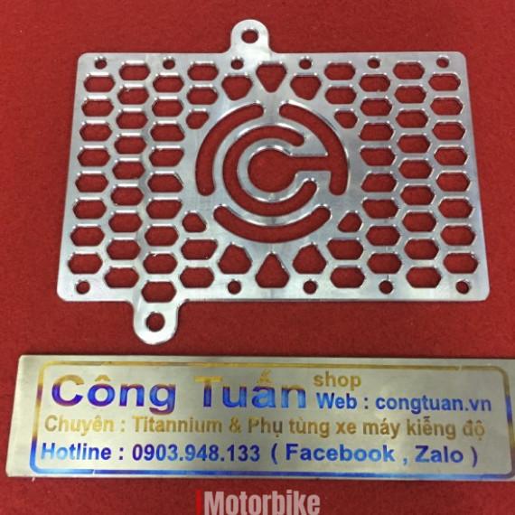 Che Két Nước Exciter 150 - Sonic Nhôm CNC Logo Brembo