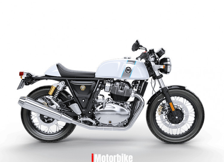 2020 CONTINENTAL GT650 (Ice Queen)