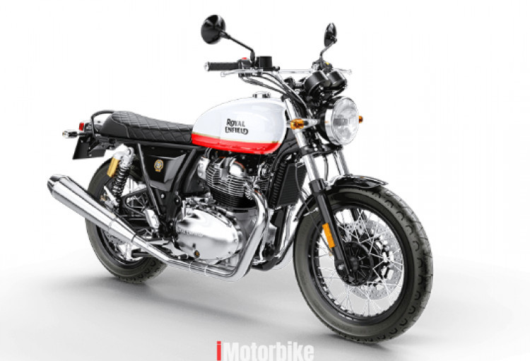 2020 INTERCEPTOR 650 (Baker Express)