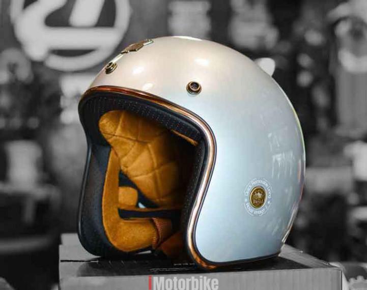 Mũ Royal M20C (Bạc bóng)