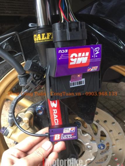 ECU Uma Racing M5 Chính Hãng Winner Sonic EX150 Rider Satria