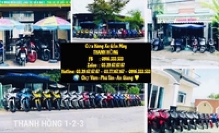 CỬA HÀNG XE GẮN MÁY THANH HỒNG 1-2-3