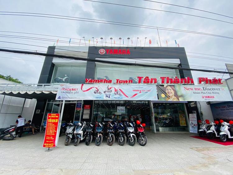 Tân Thành Phát Yamaha Sport Shop