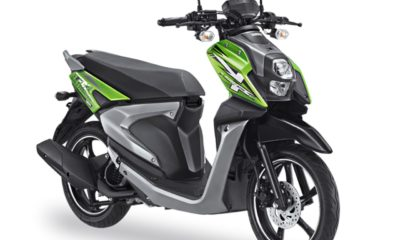 Yamaha X-Ride 125 2021 12