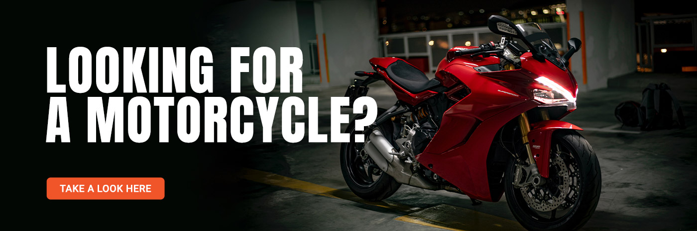 Motorcycle campaign
